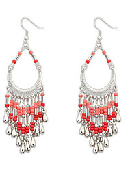 Bohemian Fashion Crescent Earrings
