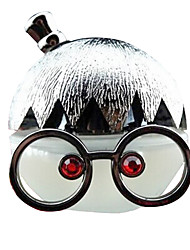 boule de cristal siège de parfum lunettes mignon