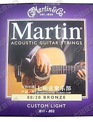 Martin strings acoustic guitar strings