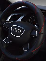 enjoliveur enjoliveur de roue de direction en cuir de vachette voiture de direction de l'automobile des produits de beauté pour couvrir