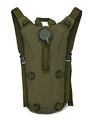 3 L Wasserdichte Dry Bag Camping & Wandern Draußen Kompakt andere Nylon / Wasserdichtes Material