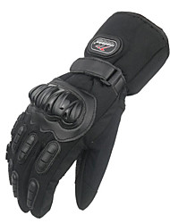 Motorcycle Dropping Glove Winter Warm Outdoor Cold Glove (Xxl)