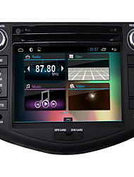 Toyota Rav4 Car Navigation Dvd High Clearly The Computer Screen Android Navigation