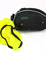 B-SOUL® Bolsa de Bicicleta <20LLBolsa para Quadro de BicicletaLista Reflectora / Telefone / Á Prova de Humidade / Camurça de Vaca á