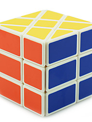 Yongjun® Cube velocidade lisa 3*3*3 / Alienígeno profissional Nível / / Cubos Mágicos Branco Plástico
