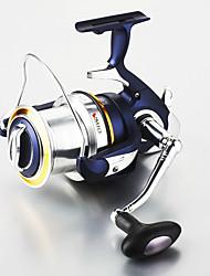 Катушки для спиннинга Спиннинговые катушки 5.5 6 Шариковые подшипники Заменяемый Обычная рыбалка-BASIC 2000
