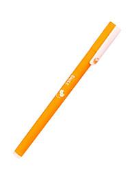 Kugelschreiber Gelstifte,Plastik Schwarz / Blau / Purpur / Orange