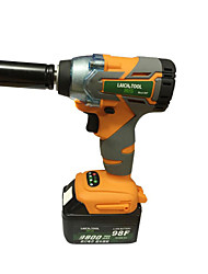 Impact Spanner  Battery included Battery Required No Disposable