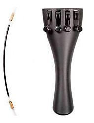 Sangles Violon Musical Instrument Accessoires Plastique Noir