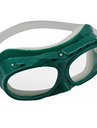 Lunettes de ski lunettes antipoussière éponge du travail des lunettes de protection lunettes de choc poussière transparent équitation