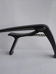 Element  EC-2 Quick Change Black Guitar Capo Easy Use for Electric and Acoustic Guitars