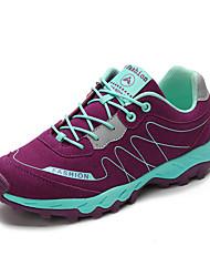 Походные ботинки(Лиловый / Розовый) -Жен.-Пешеходный туризм