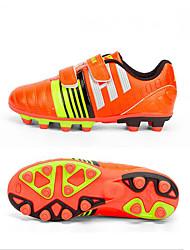 Zapatillas de Atletismo(Azul / Negro / Naranja) -Confort-Cuero Patentado