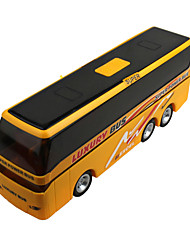 Electric Double-Deck Music Bus 3D Cool Light