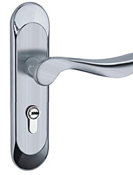 Silver Brushed Stainless Steel Interior Mechanical Locks