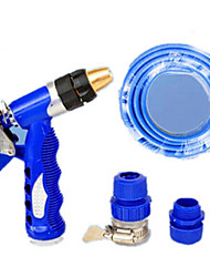 Car Wash Water Cannon Household Full Copper Flushing Spray Cleaning Pipe Set Garden Tool Car