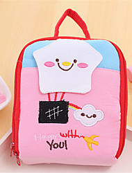 Cartoon Pure Cotton Lovely Large Capacity Portable Cosmetic Bag Travel Package Bag Health Bag Wallet