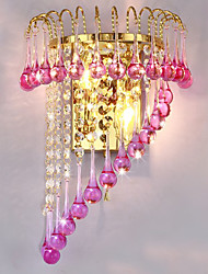 Crystal Wall lamp Berth lamp Double Bedroom