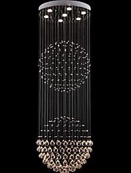 Vestavná montáž ,  moderní - současný design Pochromovaný vlastnost for Křišťál KřišťálObývací pokoj Ložnice Jídelna Kuchyň studovna či