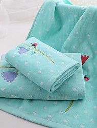 """1 PC Full Cotton  Hand Towel Super Soft 16"""" by 25""""  Strong Water Absorption Capacity"""