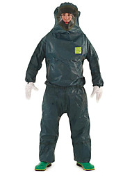 4000-151 respirador químico externo vestuário de protecção ácido sulfúrico vestuário de protecção (vendido código l)