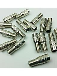 automotivo válvula de carro tampa cobre metal cromado estender vários comprimentos