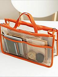 Women Plastic Casual Cosmetic Bag
