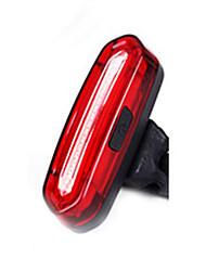 Luzes de Bicicleta / Luz Traseira Para Bicicleta LED - Ciclismo Fácil de Transportar / Atenção Outro 10 Lumens USB Ciclismo-Iluminação