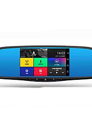 enregistreur Rétroviseur d'automobile de conduite de l'enregistreur HD (sans carte mémoire)