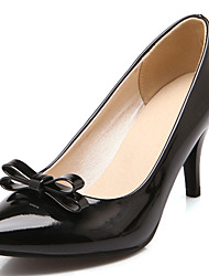Women's Heels Spring/Summer/Fall/Winter/Basic Pump/Pointed Toe Office Career/Dress/Casual Stiletto Heel