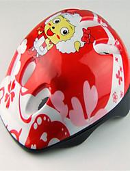 Capacete(Vermelho / Rosa / Azul,N/D) -N/D-Crianças 6 Aberturas Ciclismo / Ciclismo de Lazer / Patinagem Artistica