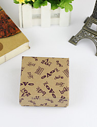 Cute Paper Jewelry Box