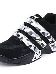 Da donna-Sneakers-Sportivo-Comoda-Piatto-Tulle-Nero / Blu / Rosso / Bianco