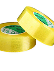 Transparent Color, Other Material, Packaging & Shipping Scotch Tape A Pack of Two