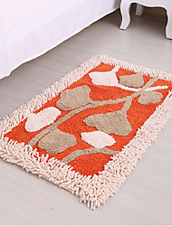 Carpettes-Moderne- enCoton-Orange