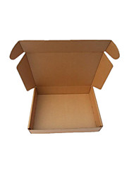 Brown Color Packaging & Shipping F6 High Quality Blank Packing Boxes A Pack of Seven