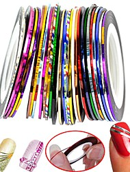 Sticker Nail Art Nail Foil Tape Spogliarello
