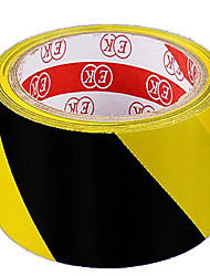 Black And Yellow Warning Tape Pvc Tape Zebra Floor Marking Tape Tape Color Can Be Customized
