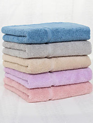 "1PC Full Cotton Hand Towel 13"" by 29""Solid Multicolor Super Soft"