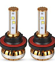 liancheng® 30w / 60w 7800lm / 12000lm 9 ~ 32V hohe Helligkeit LED-Scheinwerfer-Kit-H13 / 9008 für Auto, Off-Road, utv, atv
