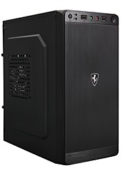 USB 2.0 Gaming DIY Computer Case Support ITX/MicroATX  With 4HDD/4SSD