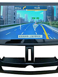 Zhengzhou Dongfeng Nissan Shaico Android 10.2 Inch High-Definition Large Screen Special Android GPS Navigator