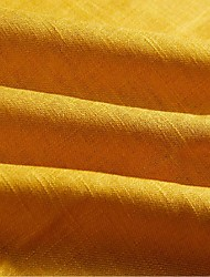 Fabric Yellow Apparel Fabric & Trims