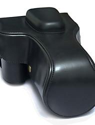 Sac-Une épaule-SLR-Nikon-Résistant à la poussière-Noir