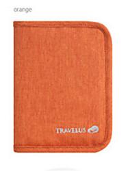 forfait multi passeport Voyage fonction sac de rangement grand document de billet court porte-monnaie de carte de sac de téléphone mobile