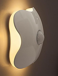 A Clover Human Body Infrared Induction Lamp