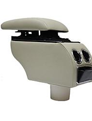 автомобильные принадлежности для Nissan D50 R50 центральный подлокотник коробки салона автомобиля