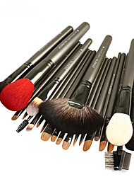 26Pcs Animal Hair Professional Makeup Makeup Tools