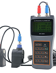 Portable Ultrasonic Flowmeter High Temperature of A Single Liquid Medium Fission Probe high-precision Flow Measurement