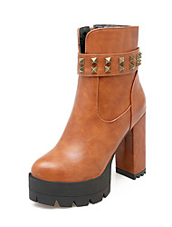 WinterHeels / Platform / Riding Boots / Fashion Boots / Motorcycle Boots / Comfort / Combat Boots / Round